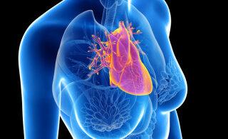 Eestlaste üheks tõsisemaks terviseriskiks on südamehaigused! Kuidas oma südant hoida?