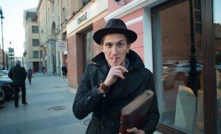 ВПЕРВЫЕ И ТОЛЬКО НА DELFI: Марк Сирык — о заключении и преследовании после бронзовой ночи, нынешней жизни в РФ и своем модном бренде