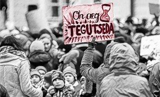 Kaire Uusen: Kes muutis eesti inimesed poliitikahulludeks?