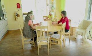 VIDEO | Milline on igapäevane elu kolme emaga perekodus?