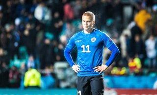 Henrik Ojamaa jäi Poola esiliigas teist mängu järjest koosseisust välja
