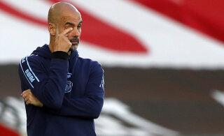 Järjekordse kaotuse saanud Guardiola: isegi minul on raske põhjust leida