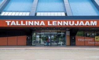 МИД Эстонии призывает путешествовать только в случае крайней необходимости: ситуация может измениться за считанные минуты