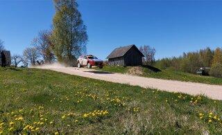 Vaata ja imetle! Avaldati ametlik video Tänaku Lõuna-Eesti testisõidust koos maailmameistri kommentaaridega