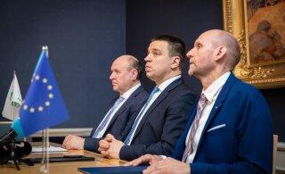 Toomas Sildam: Helmed ise kutsusid valitsuse EKRE-le kambakat tegema
