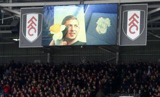 Lennuõnnetuses hukkunud Argentina tippjalgpalluri isa suri infarkti