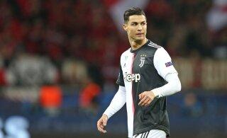 Cristiano Ronaldo avaldas, kellega Meistrite Liiga finaalis vastamisi tahaks minna