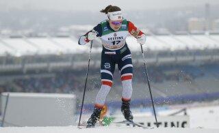 Norra suusakoondise uustulnukas võidutses Beitostöleni sprindis