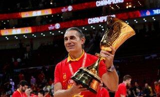 Võiduka Hispaania peatreener: me ei olnud kõige andekamad, kuid tegime kõvasti tööd