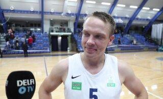 DELFI VIDEO | Sten Sokk Kalevi pikast karantiiniperioodist: neli esimest päeva oli suur teadmatus