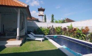 VIDEO | Suunamudijad Juhani Särglep ja Katri Kats ehitasid Balile kodu! Heida pilk nende tubadesse ja tagahoovi