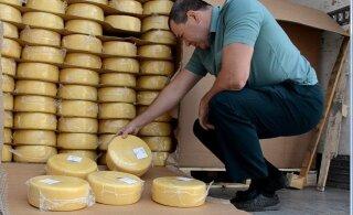 В Оренбурге уничтожат 21 тонну литовского сыра. Его ввезли через Казахстан