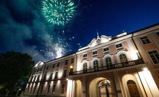 """В Москве сегодня дадут праздничный салют в честь годовщины """"освобождения Таллинна"""""""