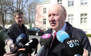 VIDEO | Siseministrikandidaat Mart Helme: mul ei ole nimekirja inimestest, keda ma tahan hakata vallandama