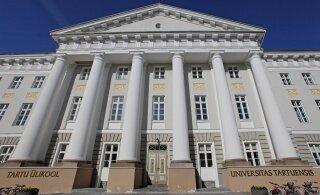 Тартуский университет входит в рейтинг лучших вузов Восточной Европы, но его опережают российские учебные заведения