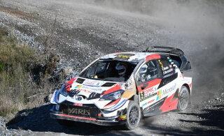 FIA tegi Kataloonia ralli eel WRC-sarja reeglites muudatuse
