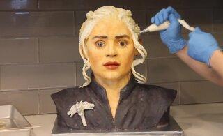 VIDEO: Troonide maius! Just nii saad teha maitsva Daenerys Targaryeni kujulise koogi