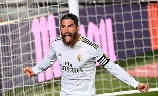 Suurepärases hoos Madridi Real kasvatas edumaa neljapunktiliseks