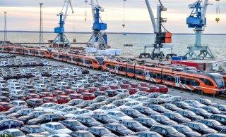 ГРАФИКИ: Как будет проходить электрификация эстонской железной дороги