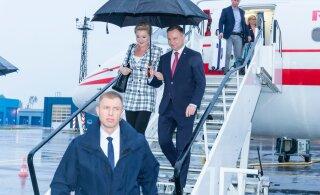 Посетивший Эстонию президент Польши Дуда заразился коронавирусом