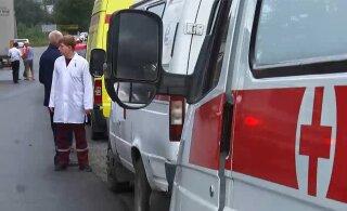 ВИДЕО | Под Петербургом на заводе обрушилось здание, есть погибшие