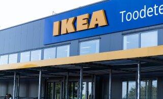 Eesti inimeste IKEA-palavik on mööblihiiu kinni jooksutanud. Klient: oota end või halliks