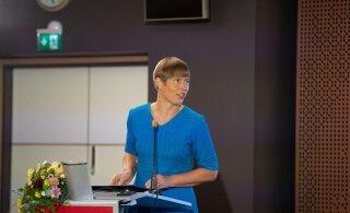 President Kersti Kaljulaid talisportlaste kõrgetest kohtadest: vägev!