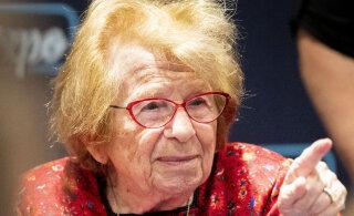 91-aastane sekspert annab nõu: naised, nõudke orgasme ja püüdke seksida nii tihti kui võimalik!