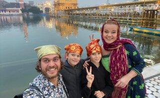 Tuuli Roosma seiklustest Indias: see, kuidas kaamelit koheldi, oli õudne
