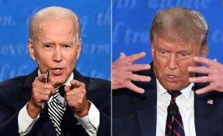 Трамп и Байден провели первые дебаты. Оба объявили себя победителями