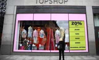 Brittide ettepanek töökohtade ja äride päästmiseks: tasuta 500 naelane vautšer igale inimesele päris poes ostmiseks