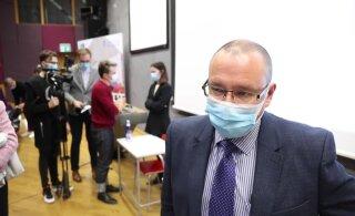 """Аркадий Попов призывает жителей Ида-Вирумаа ответственно относиться к коронавирусу: """"Чтобы люди не потеряли работу снова"""""""
