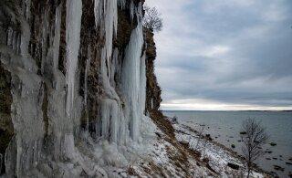 FOTOD   Nädalavahetuse ilm tuleb pigem selge ja mitte väga külm. Loodus pakub nauditavaid vaatemänge