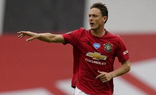 Manchester United pikendas oma keskväljamootoriga lepingut