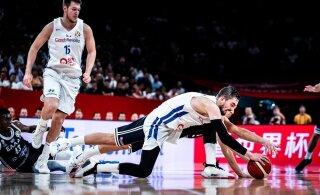 Tšehhi pidas vastu ja Kreeka langes konkurentsist