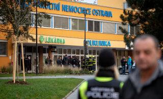ФОТО | В больнице в Чехии произошла стрельба. Шесть человек погибли