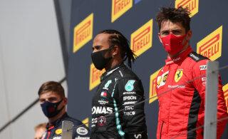 Põlvitamisest loobunud Leclerc: ma ei toeta vägivalda