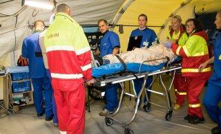 Эстонские медики назвали критичный уровень заболеваемости, при котором придется вновь ужесточать ограничения
