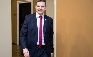 Ханно Певкур: и Кая Каллас, и Юри Ратас могли бы быть сдержанней