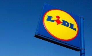 Lidl valmistub Eesti turule sisenema ja avas eestikeelse kodulehe