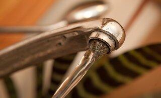 В октябре в Ласнамяэ могут возникнуть проблемы с водоснабжением