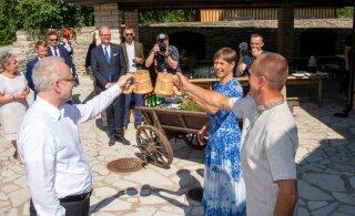 Lepitusvisiit? Leedu president tegi küllatulekuga tünga, Kaljulaid läheb nüüd ise asju selgeks rääkima