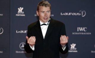 Mika Häkkinen: Sainzi olukord võib Ferraris hulluks minna