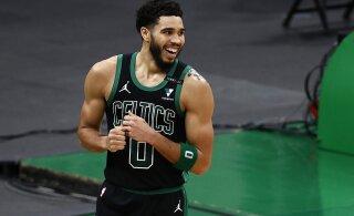 VIDEO | Jayson Tatumi viimase minuti soolo vedas Celticsi võidule