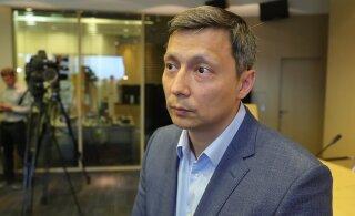ВИДЕО | Михаил Кылварт не ответил на вопрос, как отступление от соглашения о ширине Рейди теэ повлияет на доверие к Таллинну