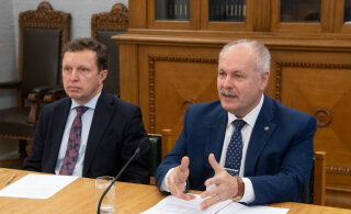 Пыллуаас обсудил с зарубежными коллегами угрозы правовому государству в Европе и ситуацию в Беларуси