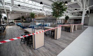 Reisijate liikumise piirangud lammutasid Tallinna Sadama tulemusi