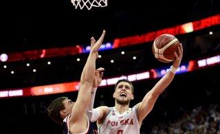 Korvpalli MM: olulises mängus Poolale kaotanud Venemaad päästaks vaid ime