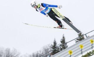 Aigro piirdus Lahti MK-etapil kvalifikatsiooniga