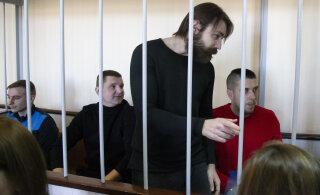В Москве суд продлил арест задержанным близ Керченского пролива украинским морякам